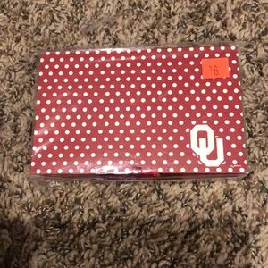 OU-Oklahoma Sooners notecard set